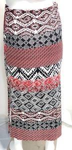 Maxi skirt ankle length